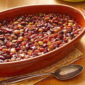 baked beans | bean bake | backyard bbq | tailgate BBQ | bbq tailgate food | bbq cooking school