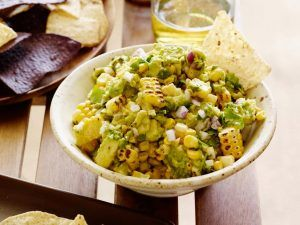 corn guacamole | backyard bbq | tailgate BBQ | bbq tailgate food | bbq cooking school