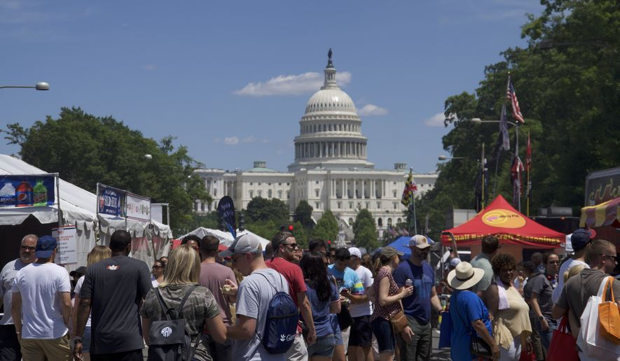 The Giant National Capital Barbecue Battle Washington DC | BBQ Competition | BBQ Academy