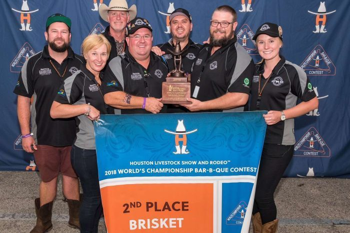 competition BBQ in australia | american style competition bbq | australia BBQ pitmasters