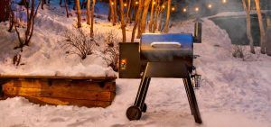 BBQ smoking in cold weather | tips for barbecuing in cold weather | BBQ champs academy
