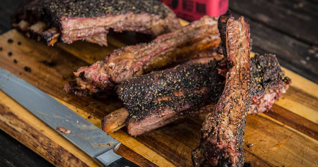 smoked beef ribs | BBQ ribs | how to cook beef ribs
