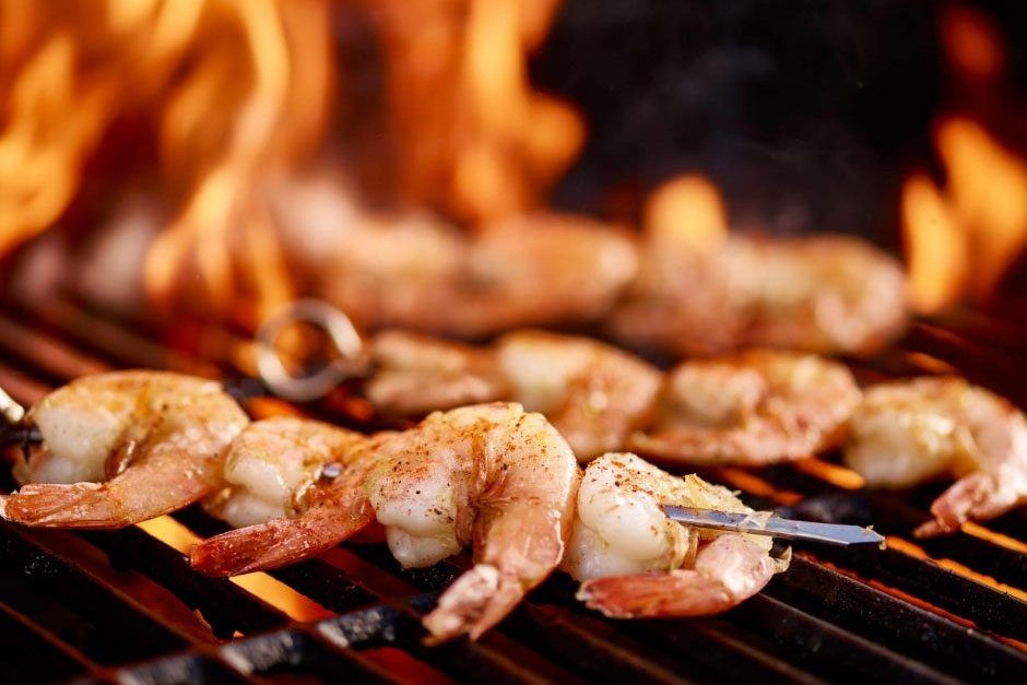 how to cook seafood on the grill | grilled shrimp | tips for grilling seafood