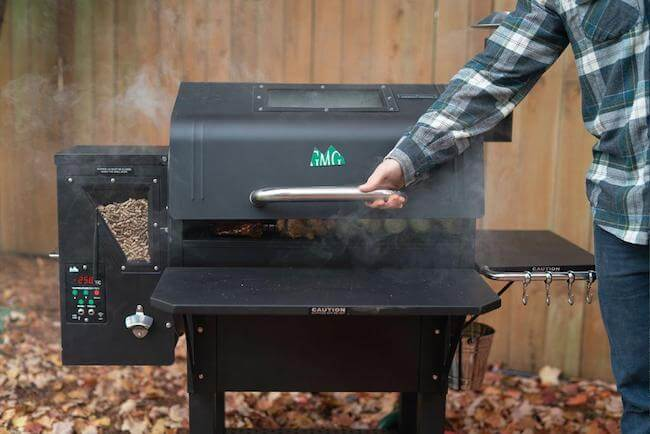 pellet grill smoker | types of smokers | different types of smokers