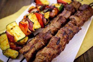 grilled kebabs | how to grill kebabs | how to grill kabobs