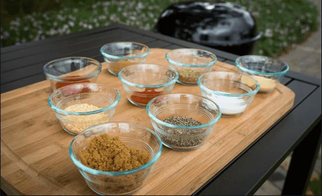BBQ rub recipe | Homemade BBQ Rub | How to make BBQ rub