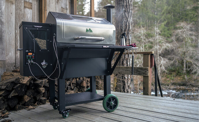how to store a pellet grill | how to store pellets for a grill | how to winterize a smoker