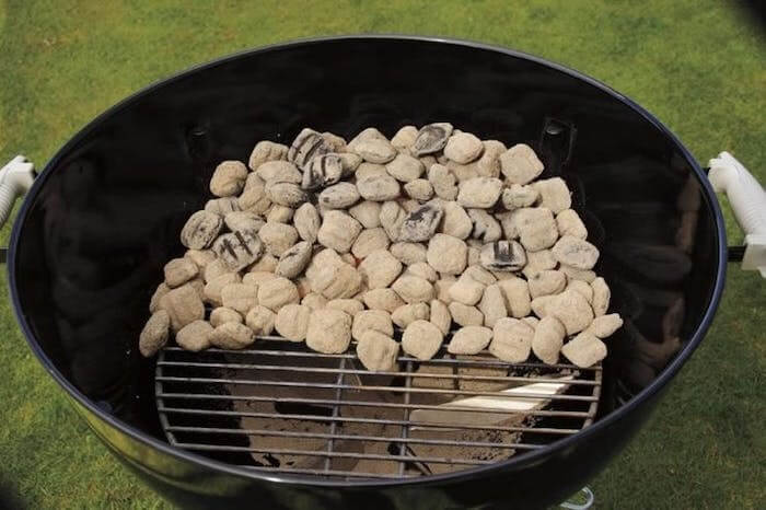 two zone charcoal setup | how to grill with charcoal | how to grill using charcoal