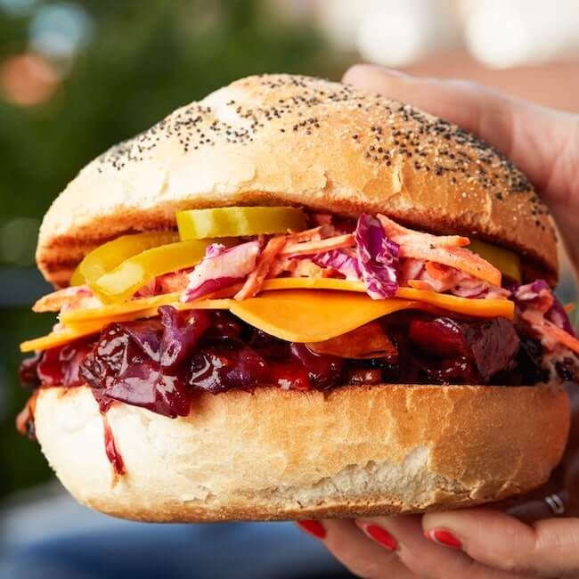 vegetarian grilled sandwich | vegetarian grilling ideas | vegetarian BBQ ideas