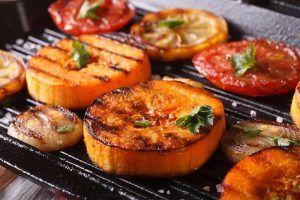 grilled vegetables | Vegetarian grilling ideas | vegetarian grill ideas