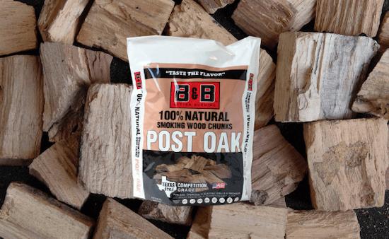 post oak wood chunks   how to smoke sausage   tips for smoking sausage